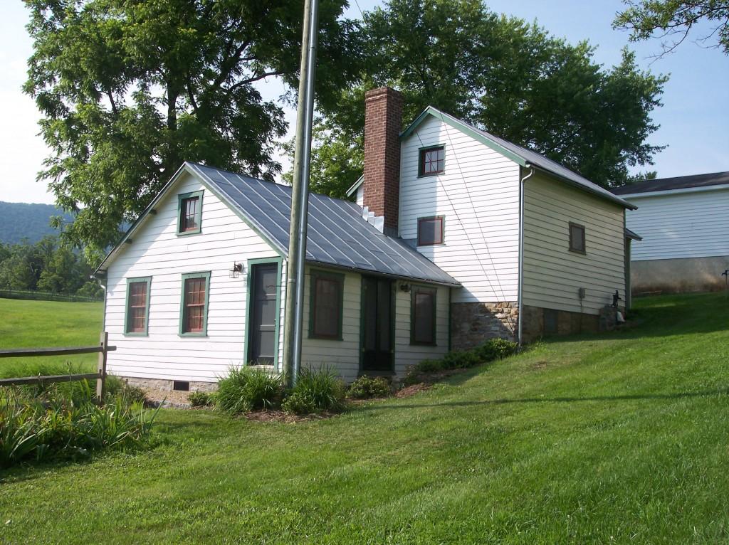 The Joseph Salyards Cottage