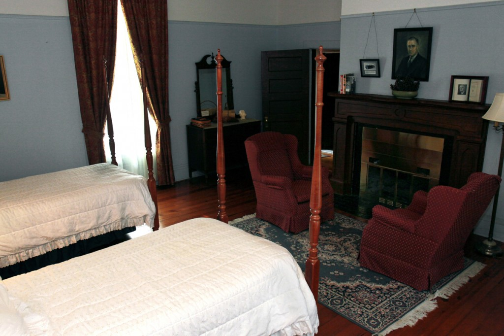The Franklin Delano Roosevelt Suite
